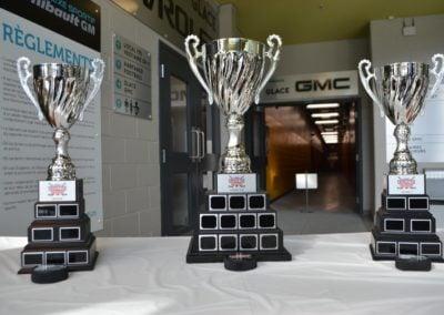 Quelles seront les trois équipes qui mettront la main sur l'un des trophées?